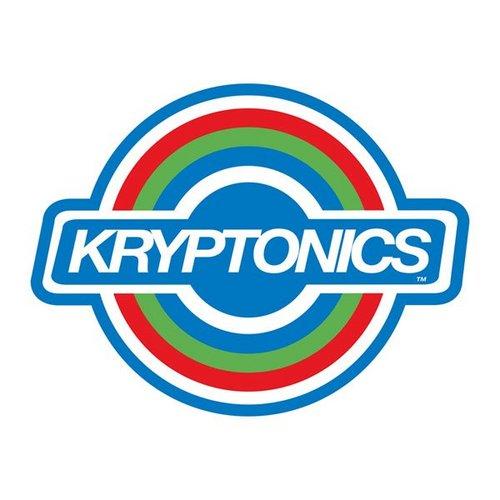 Roue longboard Kryptonics classic k 85mm 80A bleu