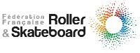 Logo de la fédération française de roller et de skateboard