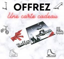 Carte cadeau Roller'n Co